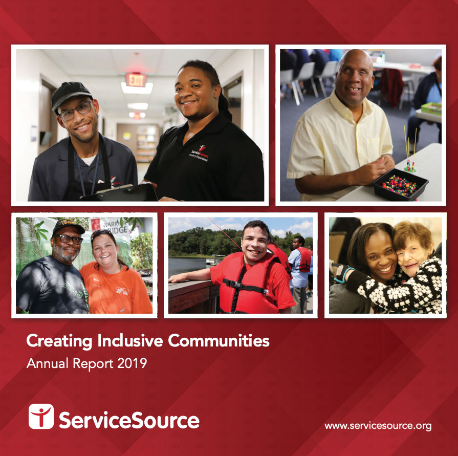 2019 ServiceSource Annual Report Cover