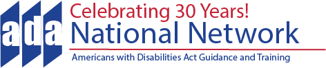 Celebrating 30 years of the ADA National Network